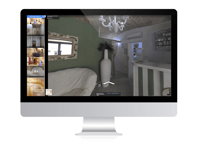 Google Virtual Tour – Centro estetico Althaea